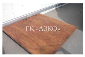 Бакелитовый древесный слоистый пластик ДСП-B - Оптовый поставщик комплектующих «АЗКО»