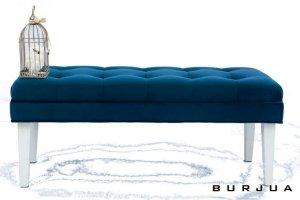 Банкетка Adel - Мебельная фабрика «BURJUA»