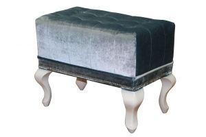 Банкетка Английский пуф - Мебельная фабрика «Аккорд»