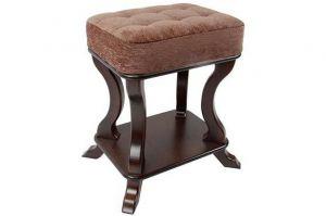 Банкетка Берже 26 темно-коричневый - Мебельная фабрика «Мебелик»