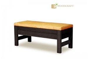 Банкетка Орион массив бука - Мебельная фабрика «WoodCraft»