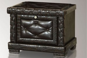 Банкетка Благо 1с дверкой Б 1.2 3 - Мебельная фабрика «Благо»