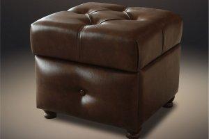 Банкетка Благо 3 Коричневая - Мебельная фабрика «Благо»