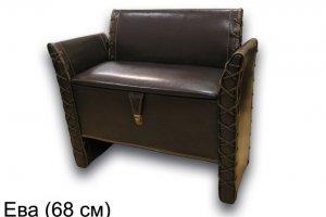 Банкетка для прихожей Ева 1 - Мебельная фабрика «Алрус-Арт»