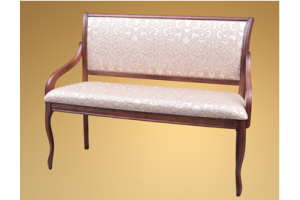 Банкетка Кабриоль-6-1 - Мебельная фабрика «Декор Классик»