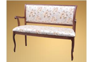 Банкетка Кабриоль-6 - Мебельная фабрика «Декор Классик»