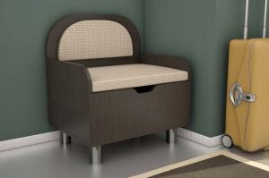 Банкетка Маэстро тип 1 - Мебельная фабрика «Алсо»