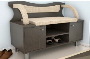 Банкетка Маэстро тип 3 - Мебельная фабрика «Алсо»