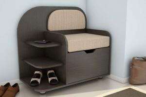 Банкетка Маэстро тип 5 - Мебельная фабрика «Алсо»