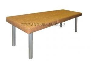 Банкетка Ожидание 3М - Мебельная фабрика «Артикул-Мебель»