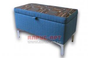 Банкетка Регги - Мебельная фабрика «Алрус-Арт»