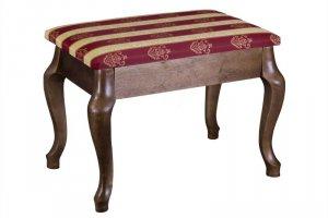 Банкетка Ретро с ящиком тёмно-коричневый - Мебельная фабрика «Мебелик»
