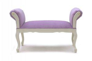Банкетка с мягкими подлокотниками Sara - Мебельная фабрика «Флоренция»