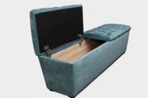 Банкетка с нишей для хранения - Мебельная фабрика «Furniture Design»