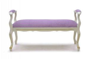 Банкетка с полужесткими подлокотниками Sierra - Мебельная фабрика «Флоренция»