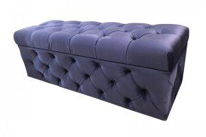 Банкетка с пуговицами Lorenzo - Мебельная фабрика «Sonberry»