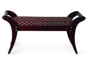 Банкетка Тифани махагон - Мебельная фабрика «Мебелик»