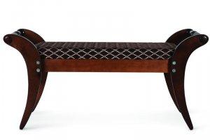 Банкетка Тифани темно-коричневый - Мебельная фабрика «Мебелик»