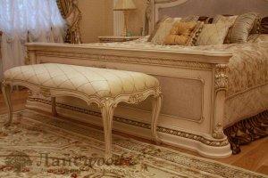 Банкетка в спальню - Мебельная фабрика «Лайс Wood»