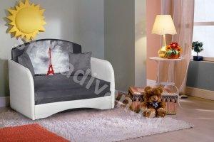 Диван детский Барби 2 - Мебельная фабрика «Стелла»