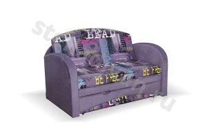 Диван детский Барби 3 - Мебельная фабрика «Стелла»