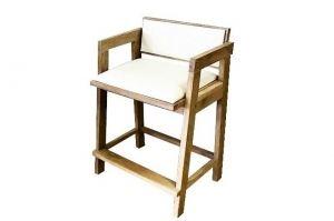 Барное кресло массив - Мебельная фабрика «Массив»
