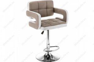 Барный стул Bent бежевый 11287 - Импортёр мебели «Woodville»