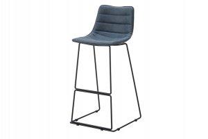 Барный стул CQ 8280E 1 blue - Импортёр мебели «Евростиль (ESF)»