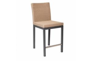 Барный стул из ротанга Савой - Мебельная фабрика «ЭвиЛайн»