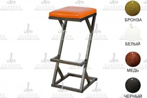 Барный стул Лестер 2 - Мебельная фабрика «Classen»