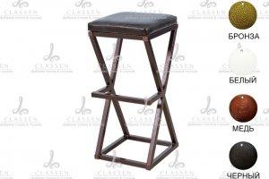 Барный стул Лестер 4 - Мебельная фабрика «Classen»