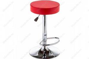 Барный стул Logo красный 11295 - Импортёр мебели «Woodville»