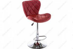 Барный стул Porch красный 11299 - Импортёр мебели «Woodville»