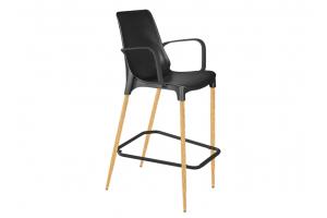 Барный стул SHT ST76 S69 - Мебельная фабрика «Sheffilton»