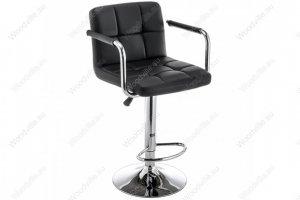 Барный стул Turit черный 11376 - Импортёр мебели «Woodville»