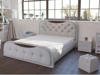 Роскошная кровать Кристалл 5 - Мебельная фабрика «ВичугаМебель», г. Вичуга