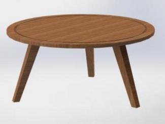 Стол журнальный NEW N 006 - Мебельная фабрика «Аллант»