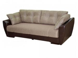 Прямой диван с подушками Амстердам  - Мебельная фабрика «Росмебель», г. Боголюбово