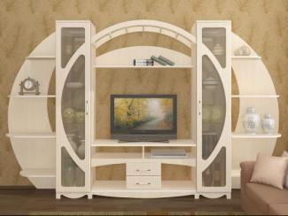 Гостиная Сирена - Мебельная фабрика «Регион 058»