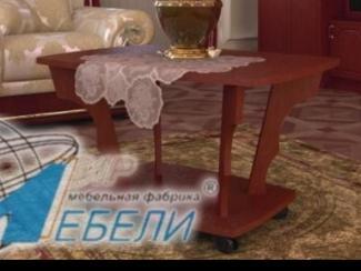 стол журнальный «Клен» - Мебельная фабрика «Мир Мебели»