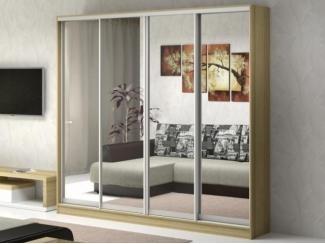 Шкаф-купе АЛЬБЕРТО-4 4-х дверный - Мебельная фабрика «Баронс»