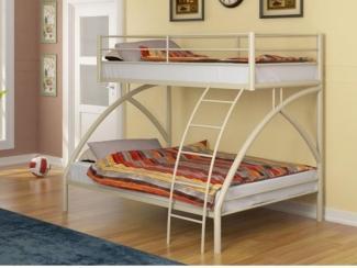 Двухъярусная кровать Виньола-2 - Мебельная фабрика «Формула мебели»