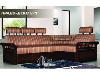 Диван угловой «Прадо - Деко 3/1» - Мебельная фабрика «Палитра»