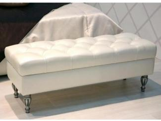 Банкетка Pouf GM 04 - Мебельная фабрика «Галерея Мебели GM»