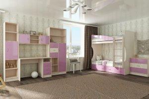 Детская Буратино для двоих - Мебельная фабрика «Линаура»