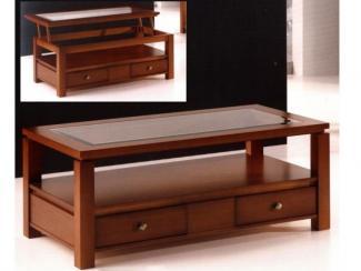 Стол журнальный Мод 40 - Импортёр мебели «Мебель Фортэ (Испания, Португалия)»
