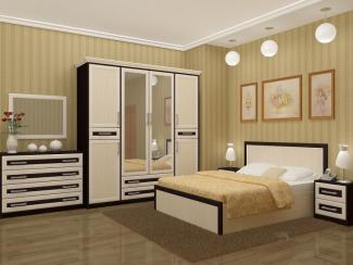 Спальный гарнитур «Грация» - Мебельная фабрика «МиФ»