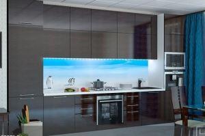 Кухня Гала прямая - Мебельная фабрика «Анонс»