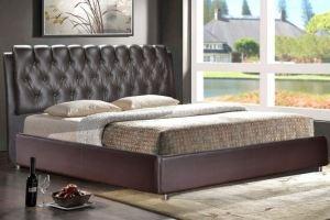 Кровать Клеопатра с мягким изголовьем - Мебельная фабрика «VEGA STYLE»