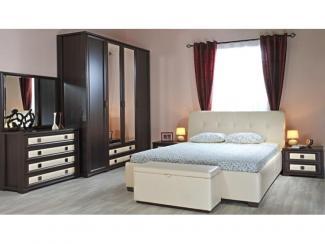 Спальный гарнитур Мальта - Мебельная фабрика «Еврокорпус»